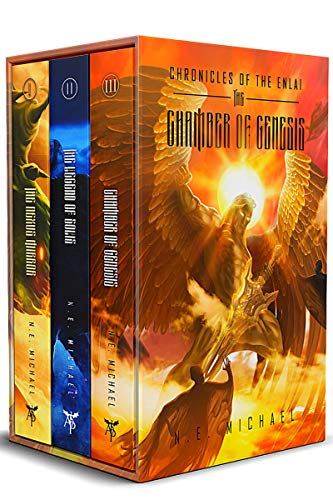 Chronicles of the Enlai: The Complete Fantasy Adventure Trilogy