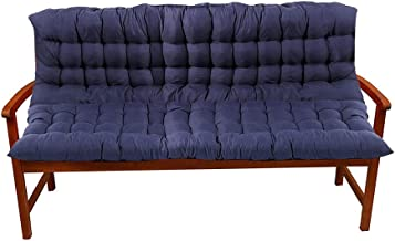 2 seater bench pad