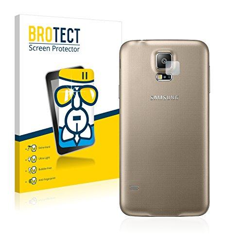 BROTECT Protector Pantalla Cristal Compatible con Samsung Galaxy S5 Neo (SÓLO Cámara)...