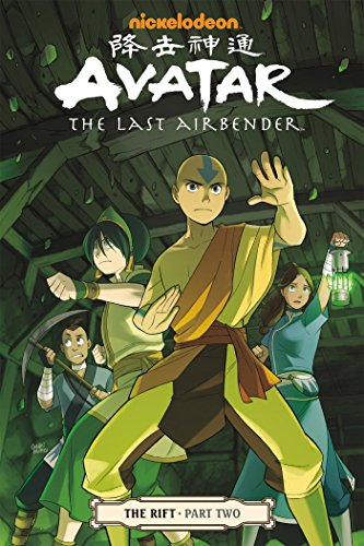 AVATAR LAST AIRBENDER 08 RIFT PART 2 (Avatar the Last Airbender)