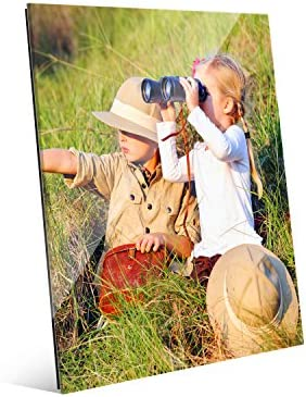 Picture Wall Art Your Photo on Custom Glass 14 x 11 Horizontal Print