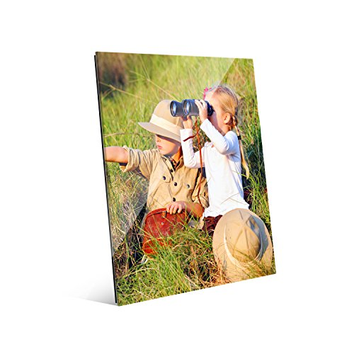 Picture Wall Art Your Photo on Custom Glass 16 x 20 Vertical Print