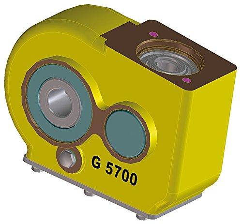 Kratzbodenantrieb - hydraulisches Getriebe 5700 Größe Abtrieb Ø 40mm
