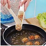 PiniceCore 1set Convenient Fleischklöschenhersteller Nützliche Pattie Frikadelle Fisch-Kugel Burger Set DIY Home Cooking Werkzeug Küchenzubehör