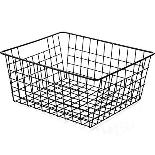 Zebery Organizador titular de escritorio frutas artículos de almacenamiento de libros cesta hogar baño cocina artículos contenedor