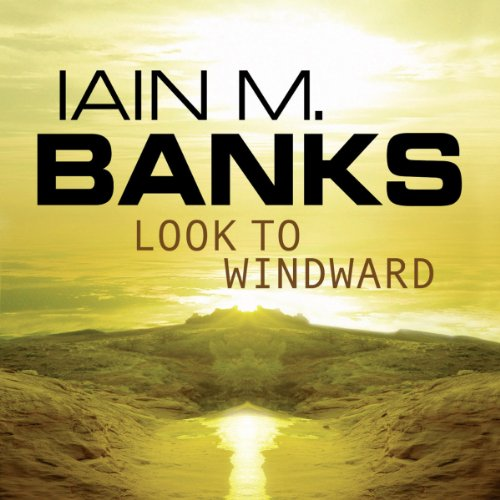 Look to Windward audiobook cover art