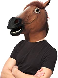 Best race horse face mask Reviews