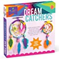 Craft-tastic – DIY Dream Catchers – Craft Kit Makes 2 Dream Catchers