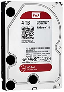 Western Digital WD40EFRX Red (B07879Z734) | Amazon price tracker / tracking, Amazon price history charts, Amazon price watches, Amazon price drop alerts