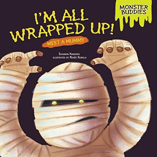 I'm All Wrapped Up! copertina