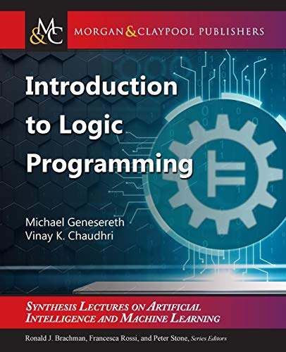 Introduction to Logic Programming Front Cover