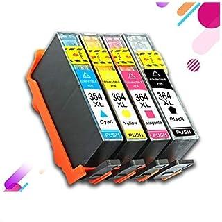 خرطوشة حبر طابعة RUNYINWENTI 364XL HP 364 XL استبدال HP Photosmart 5510 5515 6510 B010a B109a B209a Deskjet 3070A HP364 (ا...