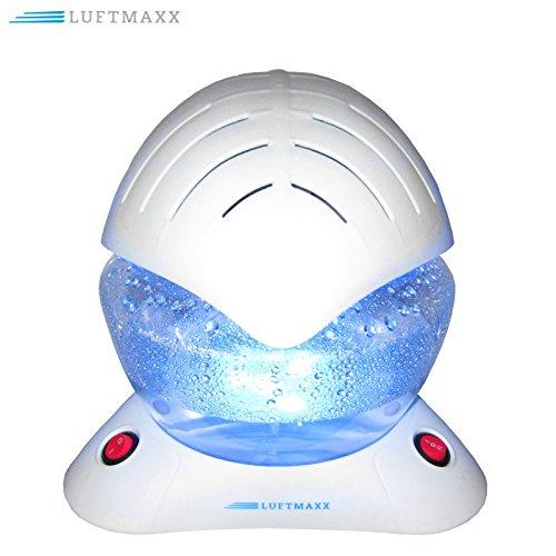 LUFTMAXX Lufterfrischer Water Air Freshener Raumduft Raumklima Ball Luftreiniger inkl 1 x Duftstoff Aqua JUBILÄUMSAKTION