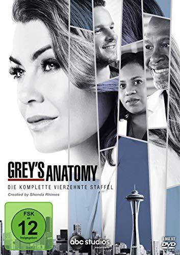 Grey's Anatomy: Die jungen Ärzte - Die komplette vierzehnte Staffel [6 DVDs]