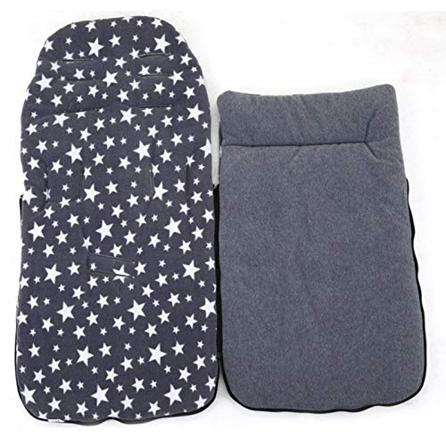 adminitto88 Baby Footmuff Waterproof Baby Infant Stroller Sleeping Bag Baby carriage sleeping bag Baby Cosy Toes Fit All Pushchair Buggy Car Seat for Pushchairs Strollers Prams