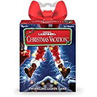 National Lampoon's Christmas Vacation Twinkling Lights Card Game