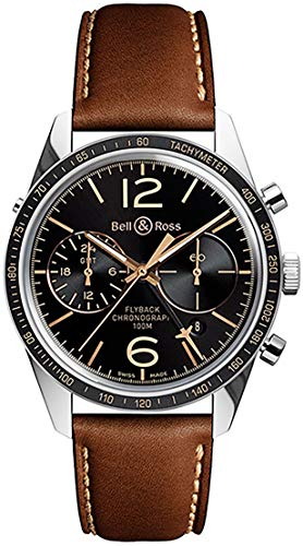 Bell & Ross Vintage BR-126-FLYBACK-GMT