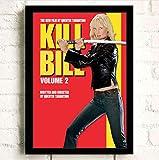 Uma Thurman Klassisches Filmplakat Kill Bill Poster