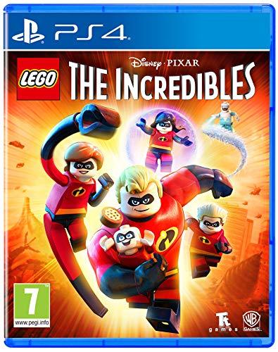 LEGO Die Unglaublichen (Playstation 4) [AT_PEGI]
