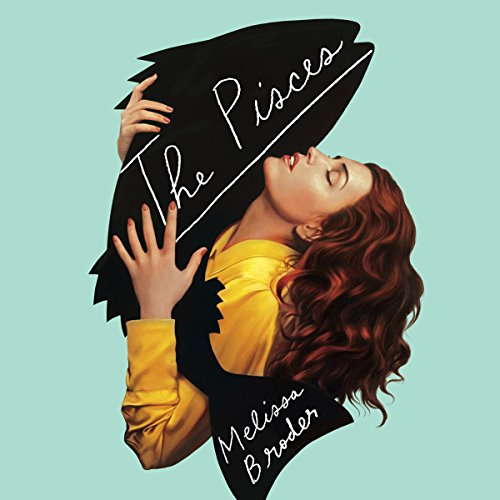 The Pisces audiobook cover art