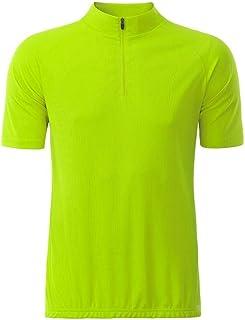 James and Nicholson Mens Bike T-Shirt