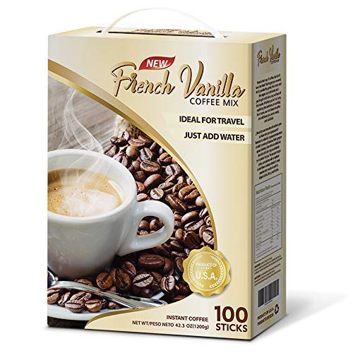 Café Mazel Today's only Instant Coffee Mi French Free Shipping Cheap Bargain Gift - Vanilla