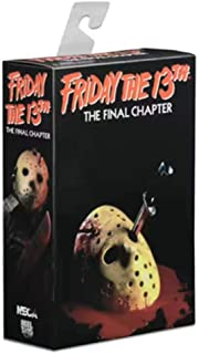 """Studyset Friday the 13th - 7"""" Scale Action Figure - Ultimate Part 5 Jason Voorhees Chapter 4 Luxury Jason"""