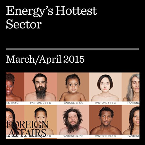 Energy's Hottest Sector audiobook cover art