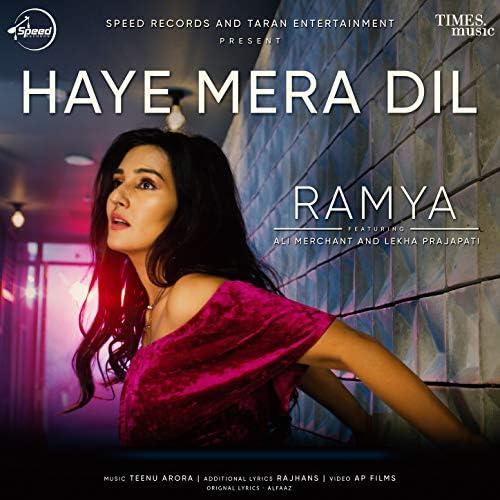 Ramya feat. Ali Merchant & Lekha Prajapati