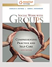 MindTap Social Work, 1 term (6 months) Printed Access Card for Zastrow/Hessenauer's Empowerment Series: Social Work with Groups: Comprehensive Practice and Self-Care
