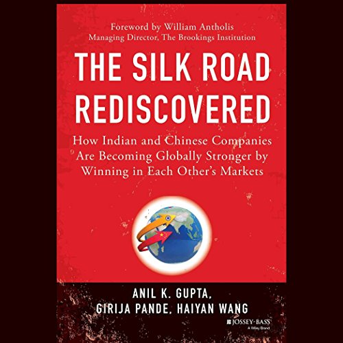 The Silk Road Rediscovered audiobook cover art