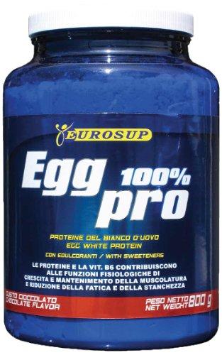 Eurosup Egg Pro 800 gr Crema - Vaniglia