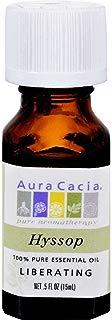 Hyssop Aura Cacia 0.5 oz EssOil