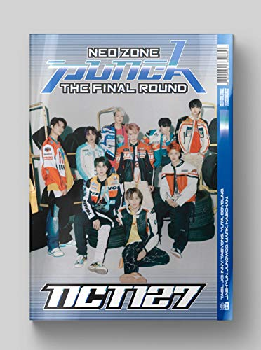 NCT 127 - NCT #127 Neo Zone: The Final Round (Vol.2 Repackage) Album+Extra Photocards Set (1st Player ver.)
