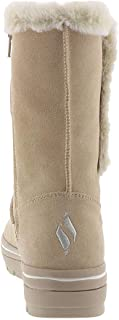 Skechers USA Street Cleat Women's Boot 8 B(M) US Sand, Sand, Size 10.0