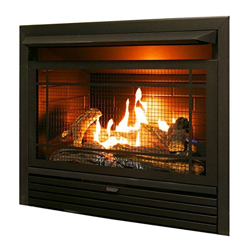 lp gas indoor fireplace - 7
