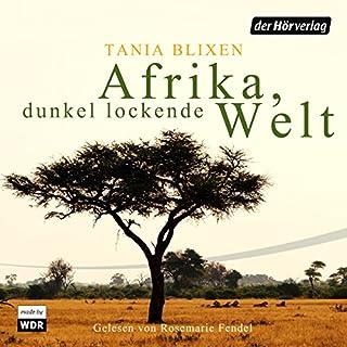 Afrika, dunkel lockende Welt Titelbild