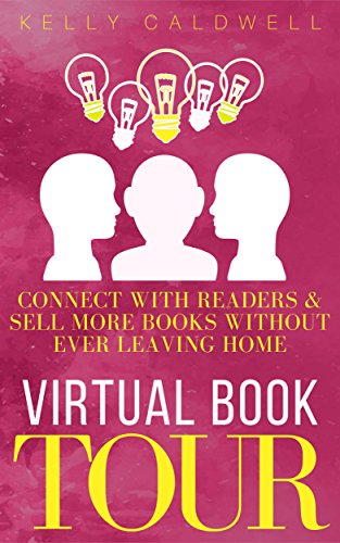 Host A Book Tour From Your Sofa! (Scorpio Press Author Tools 1) (English Edition)