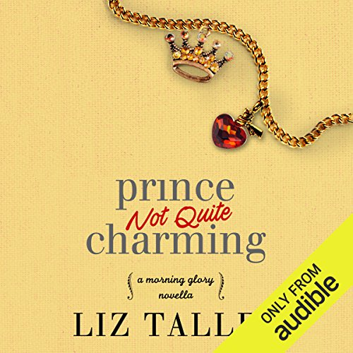 Prince Not Quite Charming audiobook cover art