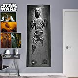 Han Solo: in Carbonite - Officially Licensed Removable Wall Decal