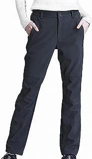 Camel Crown Women's Pants Gray US Size Large L Cargo Stretch Fleece