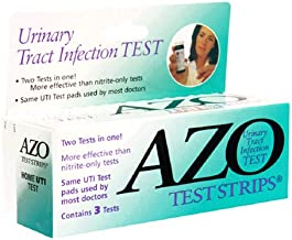 AZO Urinary Tract Infection Test Strips (3)