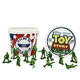 Balde Soldados Toy Story Toyng