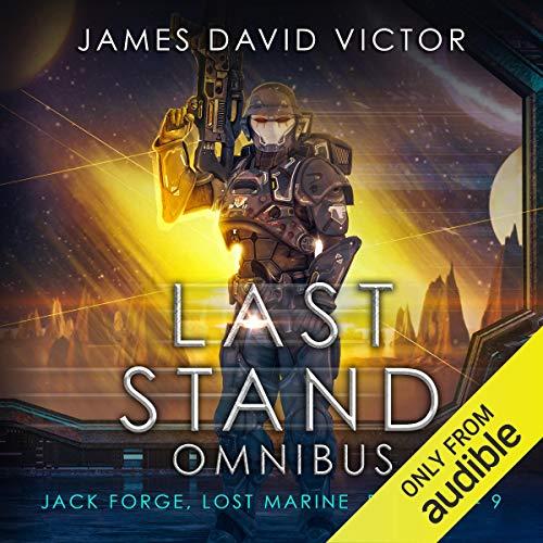 Last Stand Omnibus cover art