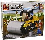 Sluban - M38-B0539 - Kit de construcción - Camino de Rodillos - Town -