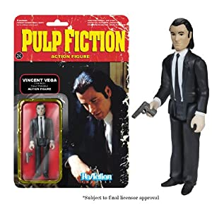 Figura Pulp Fiction Vincent Vega 4