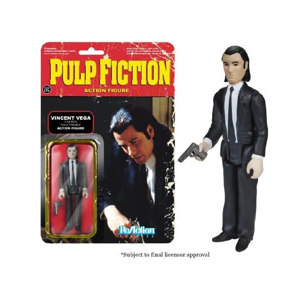 Figura Pulp Fiction Vincent Vega 1