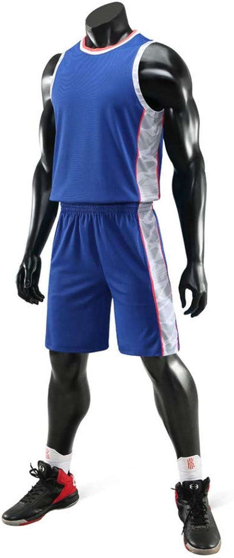 YOJDTD Basketball Clothing, Football Clothing, Sweatshirt, Training Suit, Basketball Uniform Suit