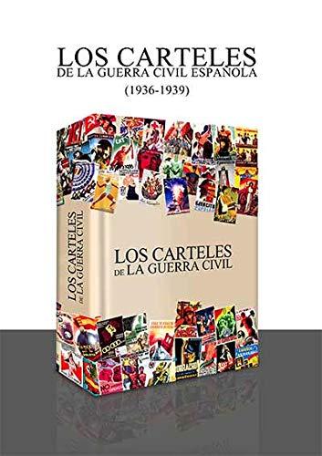 160 carteles de la guerra civil española. Láminas de Carteles de la Guerra Civil, de ambos bandos