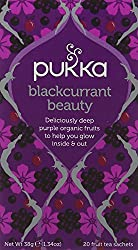 PUKKA Blackcurrant Beauty 3 x 20bags Known Barcodes: 5060229011077, 5060229011077
